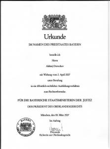 Russischsprachige Rechtsanwälte